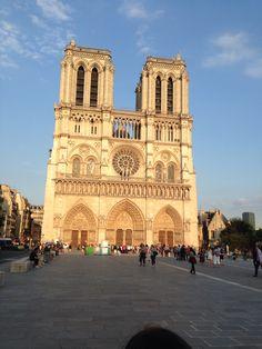 Notre Dame!!