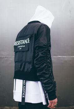 SS18 Bomber Jacket #bomberjacket #bomber #ss18 Stylish Menswear, Stylish Mens Fashion, Adidas Jacket, Bomber Jacket, Fashion Line, Clothing, Jackets, Clothes, Down Jackets
