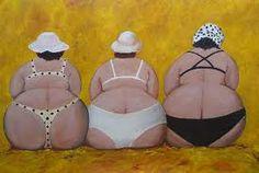 schilderij dikke dames - Google zoeken