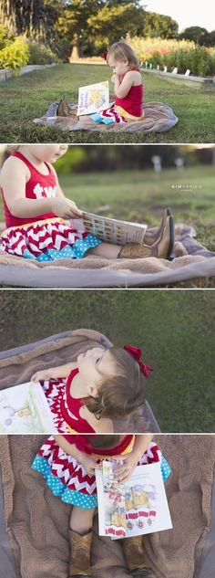 Two year old in cowboy boots. Raleigh lifestyle child photographer » Kim OBrien Photography