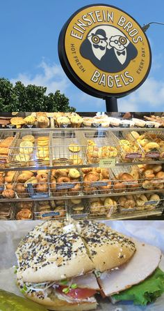 Einstein Bagels | From South to South