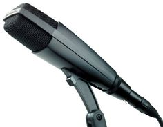 Sennheiser MD421II Dynamic Cardioid Microphone - With its high SPL handling and 5-position bass roll-off, it's no wonder that the versatile Sennheiser MD 421 is one of the world's most popular microphones.