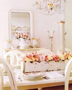 Flowers & Dining