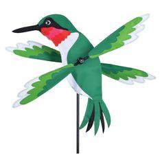 Premier 17-inch Hummingbird Whirligig