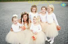 OhSewCutebyMP,+$75.00 for the flowergirls