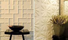Green and Eco friendly Wall Panels