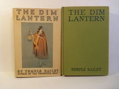 1924 The Dim Lantern HC w DJ Coles Phillips Art Temple Bailey | eBay