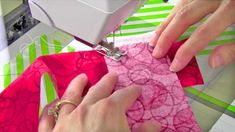 """The Pocket Method"" Is The Easiest Way To Bind Your Quilt"