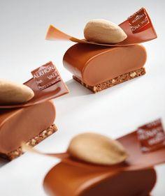 Recette KIDAVOA OBLON |Valrhona, le meilleur du chocolat