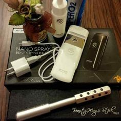 Paket Nano Spray dan Magic Stick