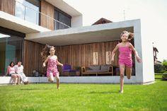 Homeplaza - Wer auf Beton baut, reduziert den Lärmpegel auf ein Minimum - Den Lärm aussperren