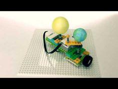 5ink Academia creativa. - YouTube Lego Wedo, Lego Mindstorms, Steam Learning, Simple Machines, Cool Lego, Legos, Mathematics, Lesson Plans, Youtube