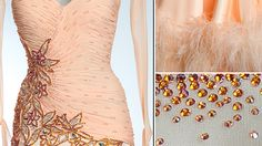 BBC One - Strictly Come Dancing, Series 10, Week 3 - Strictly Does Hollywood , Week 3 Costumes: Hollywood