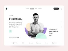 Website_Layout by DStudio® on Dribbble Banner Design Inspiration, Web Design Inspiration, Website Design Layout, Personal Website Design, Creer Un Site Web, Header Design, Minimal Web Design, Sports Graphic Design, Text Layout
