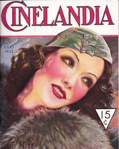 Lupe Velez Magazine Cover Photos