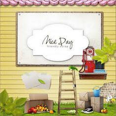 Nice Day PSD Template--Personal Use Only