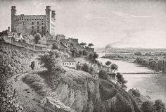 Bratislava Castle, - Bratislava Castle - Wikipedia, the free encyclopedia Bratislava, Lost In Space, Old Pictures, Homeland, Monument Valley, Paris Skyline, Castle, Europe, Marvel