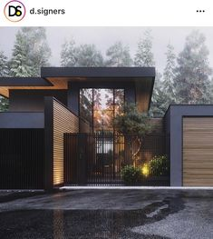 Building A House Ideas New Homes Reading Nooks Architecture Design, Modern Architecture House, Modern House Design, Architecture Colleges, Security Architecture, Black Architecture, Pavilion Architecture, Architecture Wallpaper, Minimalist Architecture