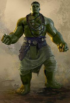 The Hulk (Thor: Ragnarok) by Ryan Meinerding Marvel Dc Comics, Marvel Avengers, Marvel Heroes, Marvel Characters, Marvel Movies, Captain Marvel, Arte Do Hulk, Batman Begins, Hulk Artwork