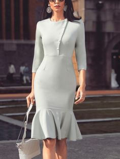 Occupation Dress Woman Suit Violet 2019 Dress Short Half Sleeve Hotel Reception Work Clothes Two-piece Set Slim Womens Clothing High Standard In Quality And Hygiene Women's Sets Women's Clothing