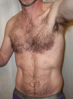Chest Hair (Men) - for men when you wear a T-shirt, chest hair should never peek out of the collar, You would have to frequently trim the hair to a suitable length to keep it under control. Thinning out your chest hair is a good idea, but leave some hair for her to run her fingers through. On the other hand, there are some women who like a perfectly hairless chest.