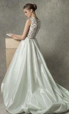 Angel Sanchez Spring 2017 Wedding Dress
