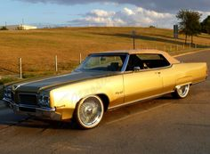 1970 Oldsmobile 98 Convertible for Sale