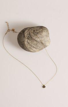 5 Octobre Arno Necklace Black - Accessories