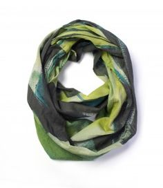 boho desert style - celebration lightweight cotton scarf by megan auman