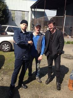 Van Conner (Screaming Trees), Matt Lukin (Mudhoney/Melvins), and Ben Shepherd (Soundgarden) All About That Bass, Our Town, Beautiful Inside And Out, Scream, Big Ben, Musicians, Seattle, How To Look Better, Trees
