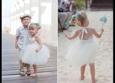 Bridal Guide: Adorable Flower Girl Dresses & Accessories