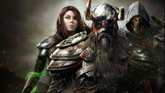 The Elder Scrolls Online: Tamriel Unlimited - Xbox One Elder Scrolls V Skyrim, The Elder Scrolls Online, Elder Scrolls Games, Guild Wars 2, World Of Warcraft, Wallpaper Online, Hd Wallpaper, Xbox One, Cyberpunk