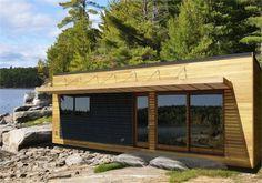 Die besten 25 schweden immobilien ideen auf pinterest for Mini fertighaus gunstig