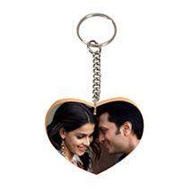 Hart Shape Love Key Chain