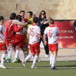 ALL Square in opening matches   Malta Football Association