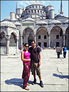 Estambul - Turquia - Mezquita Azul