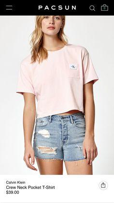 384edecc Calvin Klein Outfits, Tank Tops, Crop Tops, Lifestyle Clothing, Pacsun, 2017