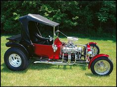 1923 Ford T Bucket Hot rods cars muscle, Street rods