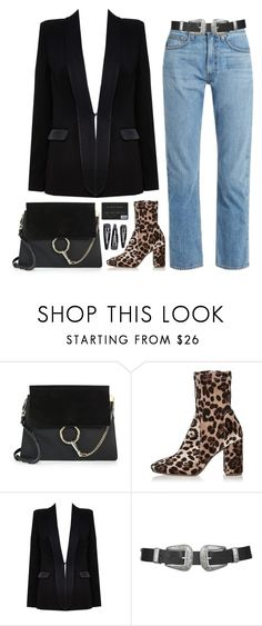 """""""simplicity"""" by s-ensible ❤ liked on Polyvore featuring Chloé, River Island, Alice + Olivia, Topshop and Forever 21"""