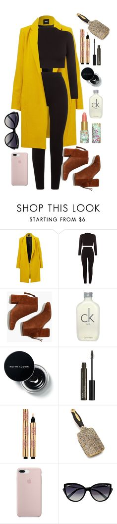 """""""Untitled #568"""" by maria143sara on Polyvore featuring Madewell, tarte, Calvin Klein, NYX, Yves Saint Laurent and La Perla"""