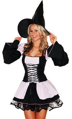 Love Spell Witch Costume