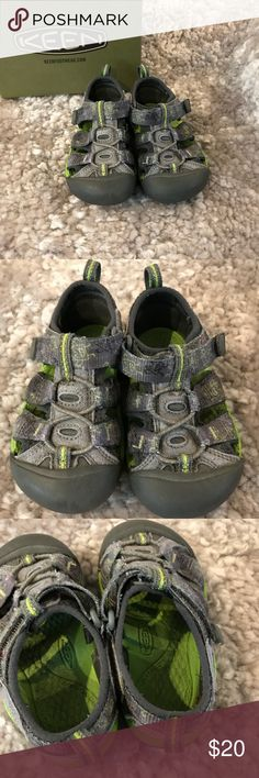 Keen Boys Sandals Keen Newport H2 Sandal. Best summer shoes for kids. VGUC. Comes with box. Keen Shoes