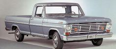 Resultado de imagen para ford pick up 1967