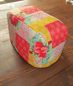 Create A Zipper Pouch From Placemat Fabric Diy Sewing