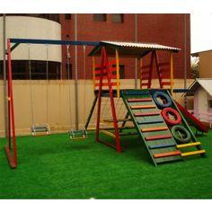 Savana - Playground - Madeira Colorida - MF - Cód. 1394