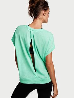 cb657aa27cd92 Workout Shirts and Athletic Tops for Women - Victoria Sport