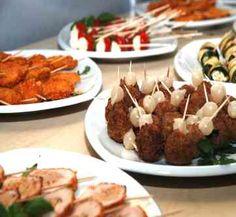 Ideas for wedding reception buffet ideas appetizers Appetizer Buffet, Appetizer Recipes, Appetizers, Appetizer Ideas, Snack Recipes, Snacks, Reception Food, Wedding Reception, Wedding Ideas