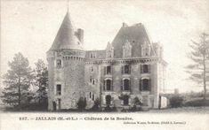 OLIVIER La CABOURNe Charente château de la Bouëre CABOUrNes (CABOUrNais) Cathedral, Building, Olive Tree, Brittany, Buildings, Cathedrals, Construction