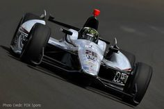 Kurt Busch Indy 500 2014 6th place for Andretti