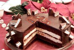 Besten Kuchen: Kinder Pingui-Torte